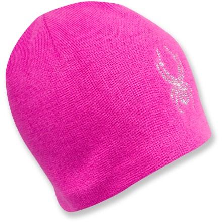 Spyder Rhinestone Bug Hat