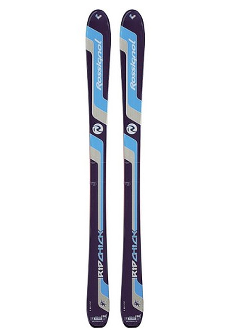 photo: Rossignol RipChick alpine touring/telemark ski