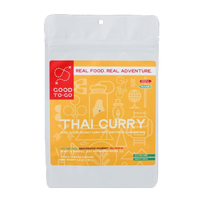 photo: Good To-Go Thai Curry vegetarian entrée
