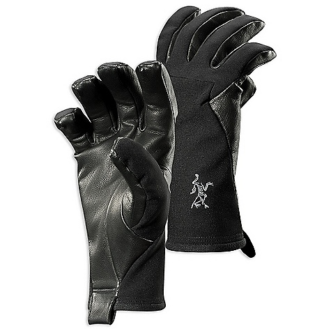 photo: Arc'teryx Bolt AR Glove soft shell glove/mitten