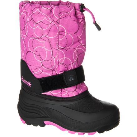 photo: Kamik Girls' Rocket 2 Boot winter boot