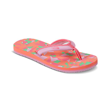 photo: The North Face Girls' Base Camp Mini flip-flop