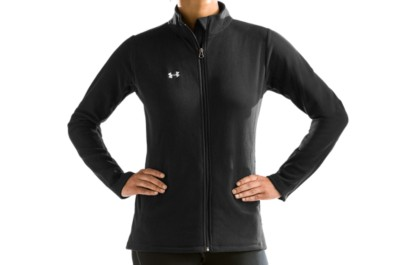 photo: Under Armour Outer Limits Full Zip long sleeve performance top