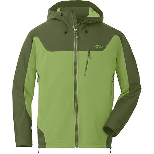 photo: Outdoor Research Alibi Jacket soft shell jacket
