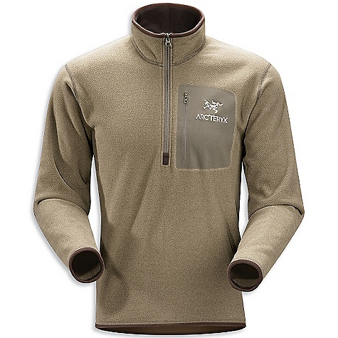 photo: Arc'teryx Men's Apache AR Zip fleece top