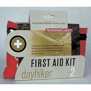 Atwater Carey Day Hiker Kit