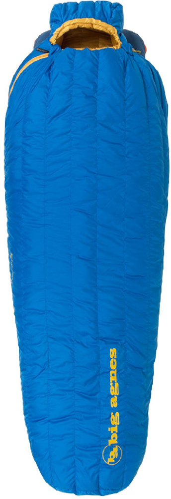 photo: Big Agnes Fish Hawk 30° 3-season down sleeping bag