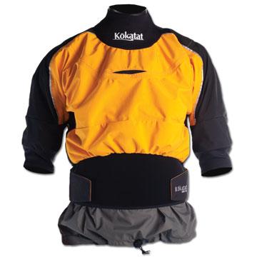 photo: Kokatat Gore-Tex Trinity Drytop paddle jacket