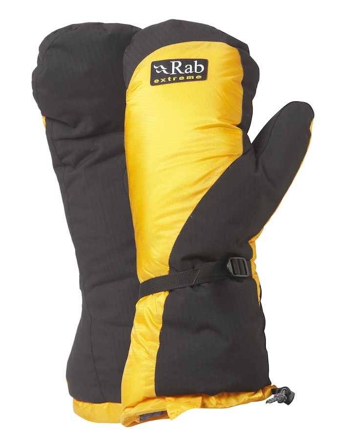 photo: Rab Expedition Mitts insulated glove/mitten
