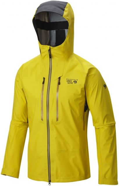 photo: Mountain Hardwear Men's Seraction Jacket waterproof jacket