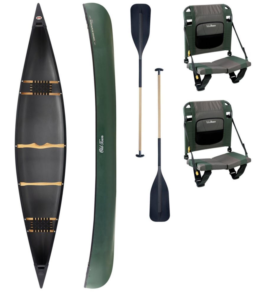 photo: Old Town Discovery 169 recreational canoe
