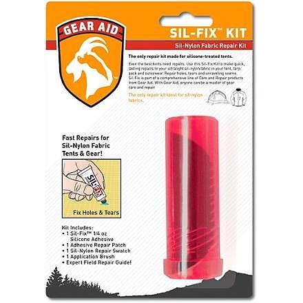 Gear Aid SilFix Sil-Nylon Repair Kit