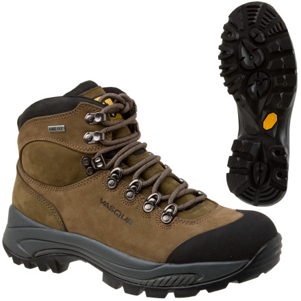 photo: Vasque Wasatch GTX backpacking boot