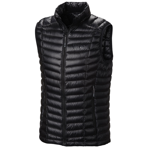 photo: Mountain Hardwear Men's Ghost Whisperer Down Vest down insulated vest