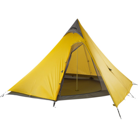 photo: GoLite Shangri-La 5 tarp/shelter