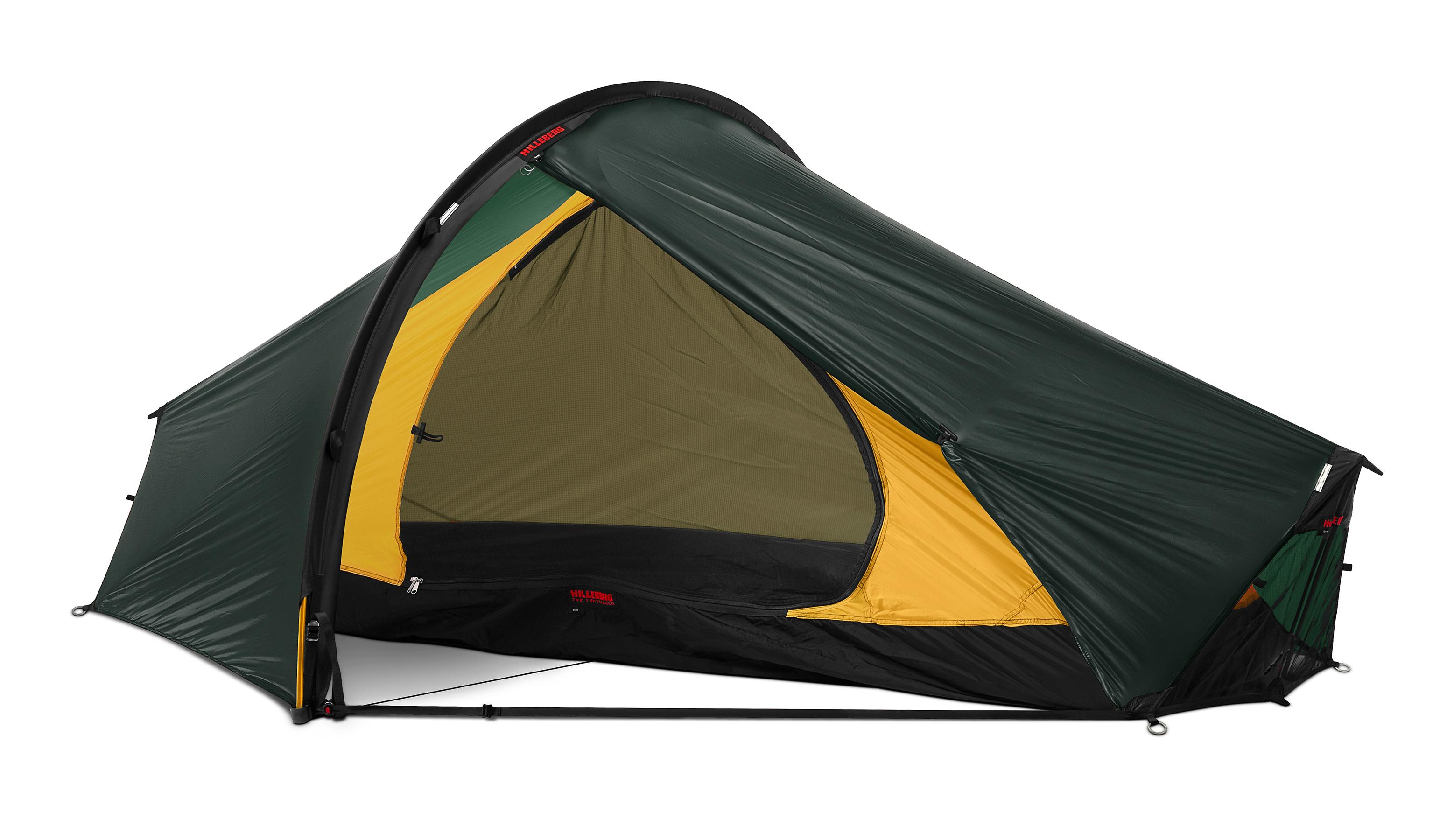 photo: Hilleberg Enan three-season tent