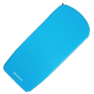 photo: Quechua Forclaz A100 self-inflating sleeping pad