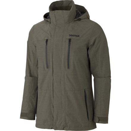 photo: Marmot Camden Jacket waterproof jacket