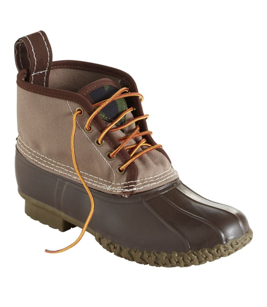 "L.L.Bean Bean Boots, 6"" Canvas"
