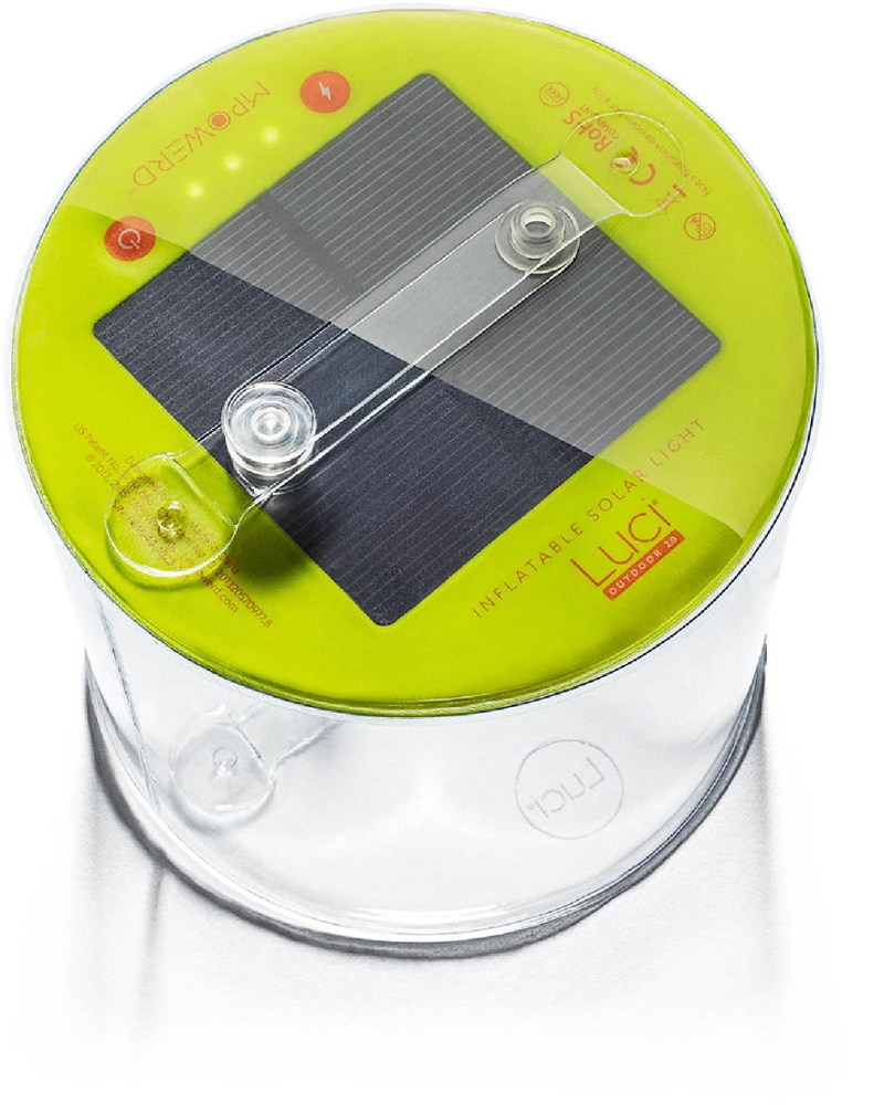 photo: MPowerd Luci Outdoor 2.0 battery-powered lantern