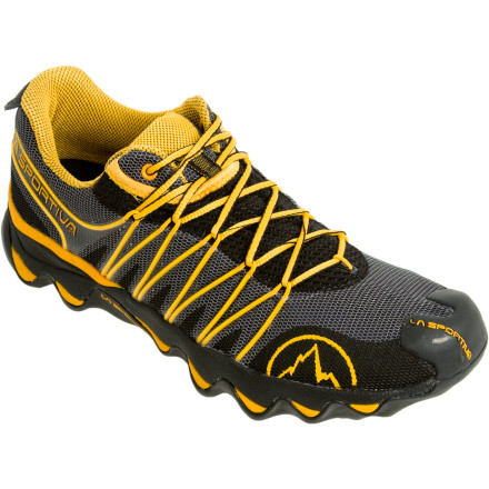 photo: La Sportiva Quantum trail running shoe