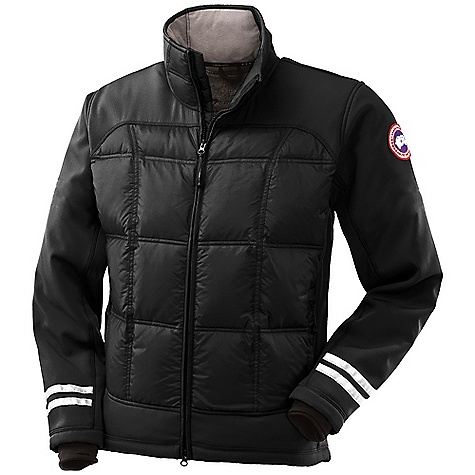 photo: Canada Goose Men's HyBridge Jacket down insulated jacket