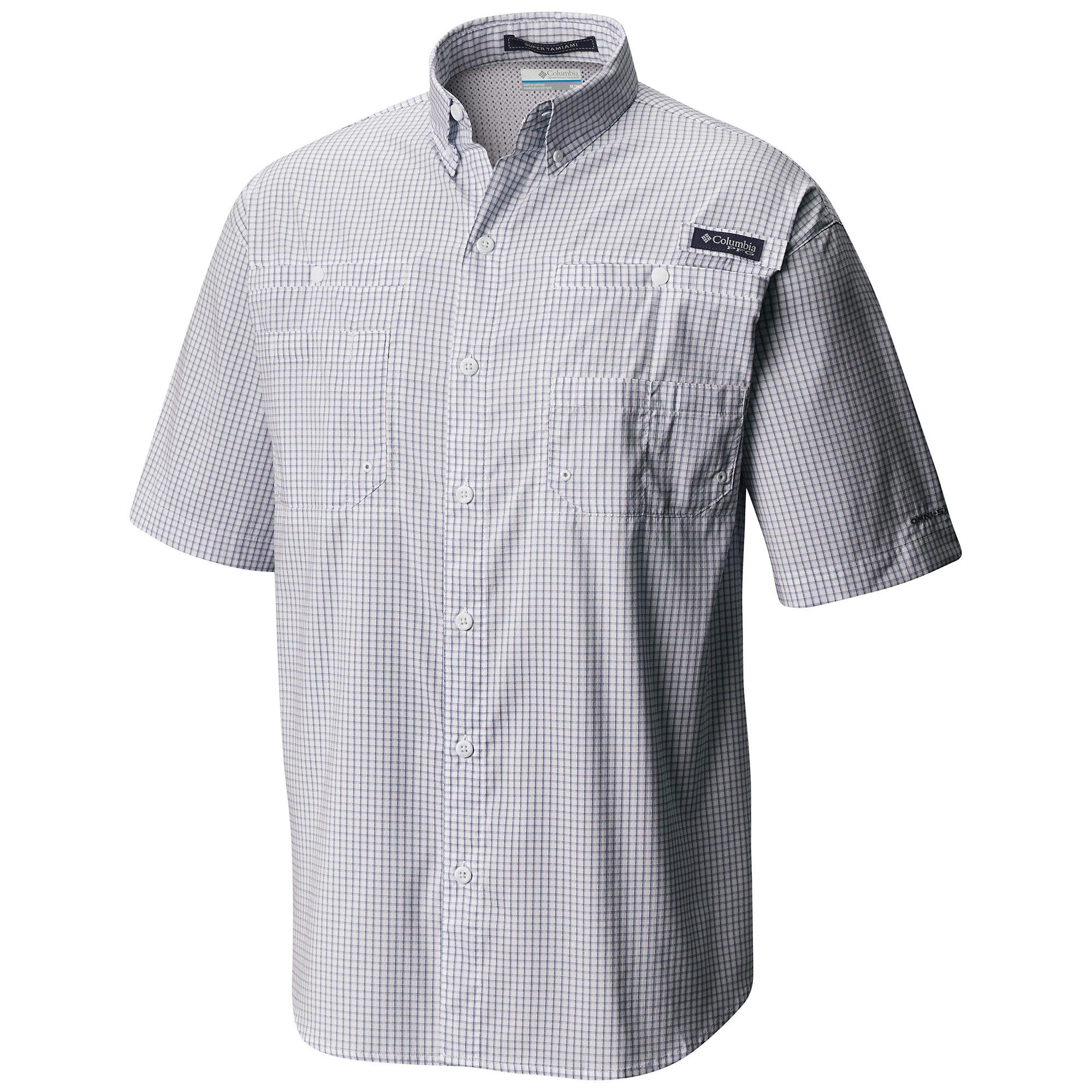 Columbia Super Tamiami Short Sleeve Shirt