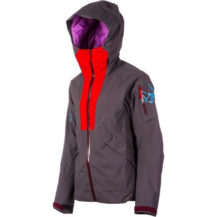 photo: Arc'teryx Sarissa Jacket snowsport jacket