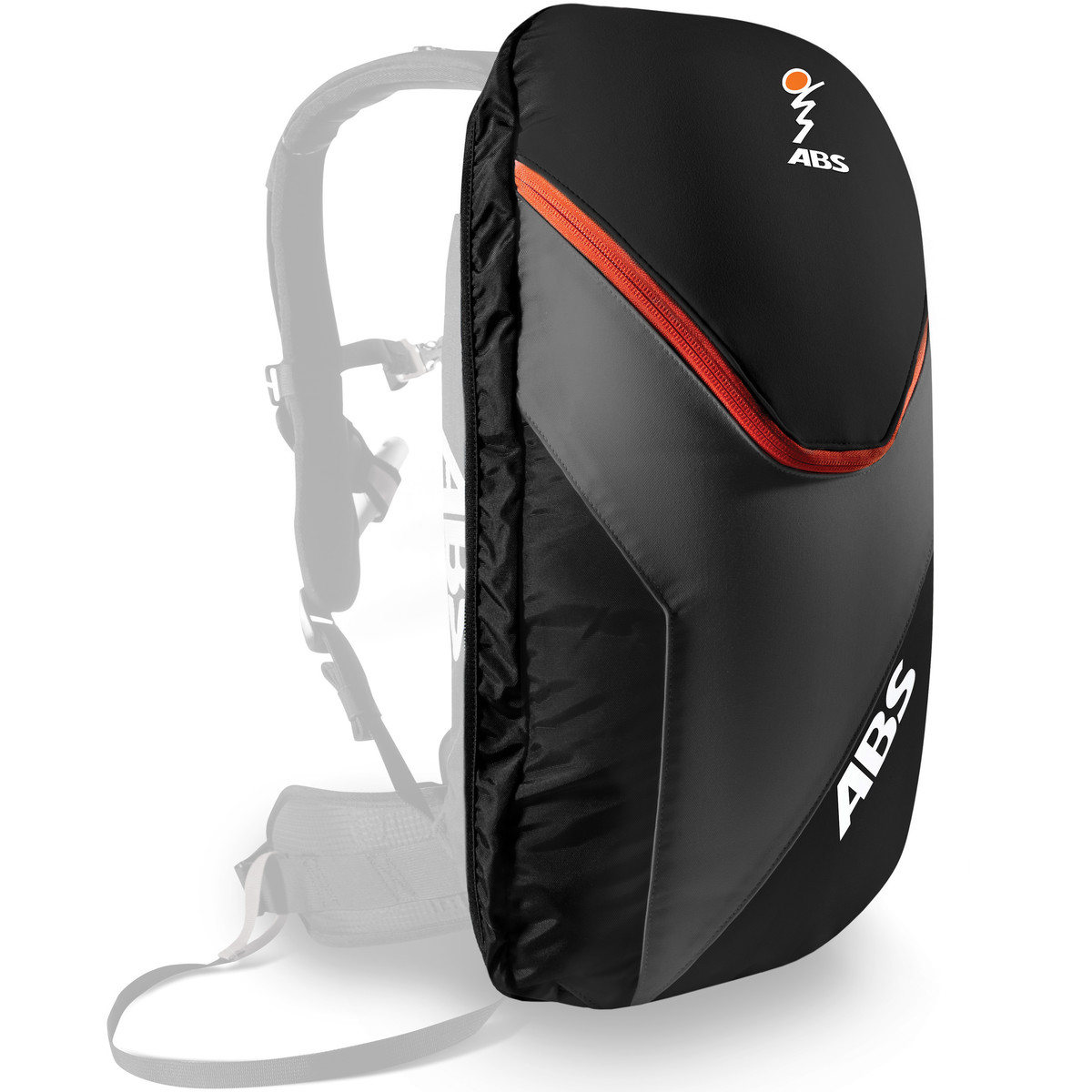 photo: ABS Zip-On Vario 8 Ultralight avalanche airbag pack