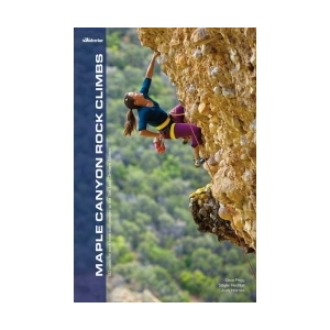 Wolverine Publishing Maple Canyon Rock Climbs