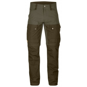 photo: Fjallraven Men's Keb Gaiter Trousers hiking pant