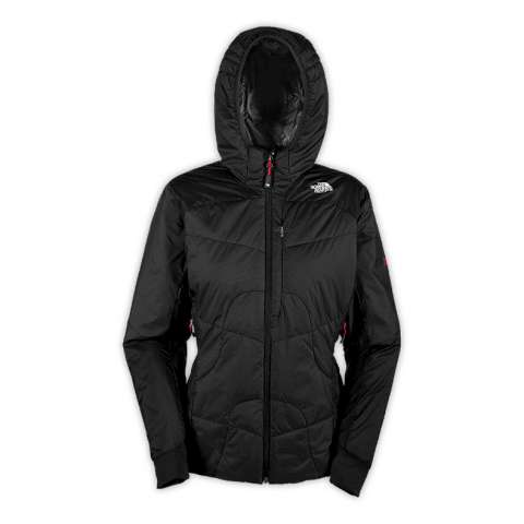 photo: The North Face Women's Redpoint Optimus Jacket synthetic insulated jacket
