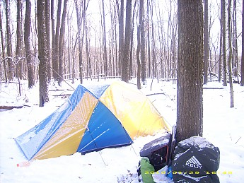 I have stayed in the Omega 2 four nights since purchasing this tent just over a month ago. Every night it has been extremely cold. & Sierra Designs Omega Reviews - Trailspace.com