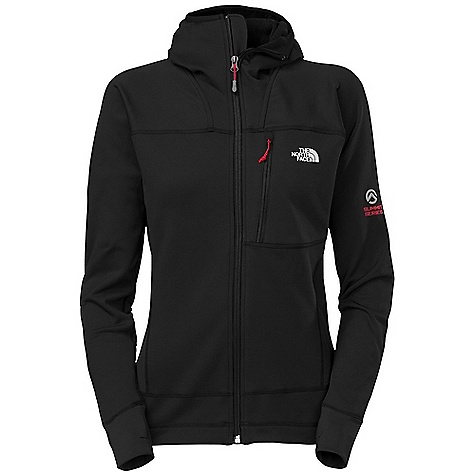 photo: The North Face Women's Radish Mid Layer Jacket fleece jacket