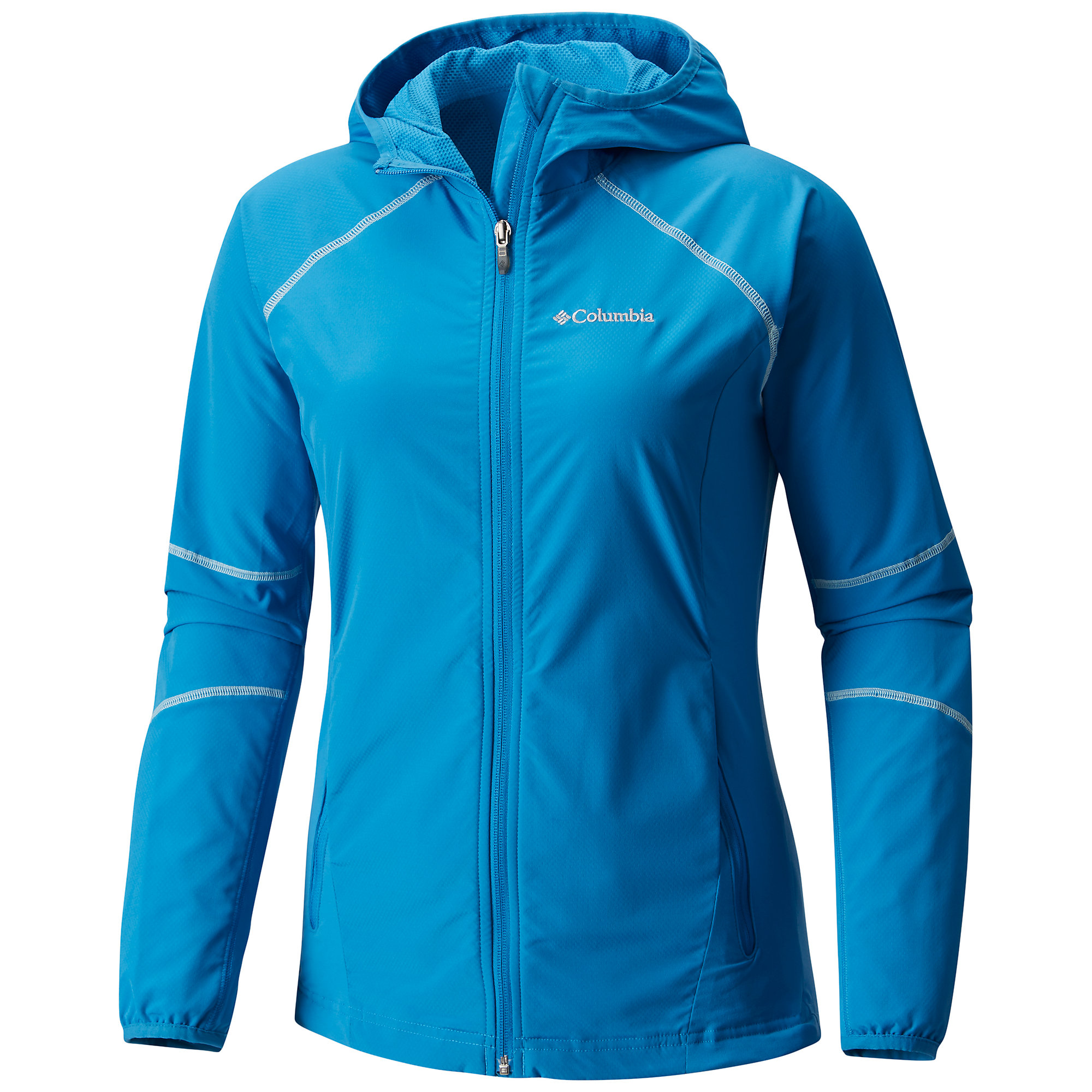 photo: Columbia Women's Sweet As Softshell Hoodie soft shell jacket