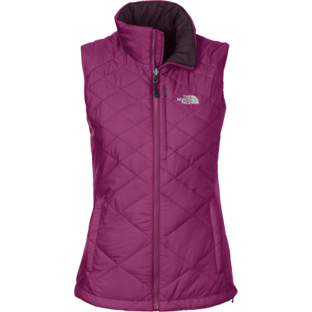 photo: The North Face Women's Redpoint Vest synthetic insulated vest