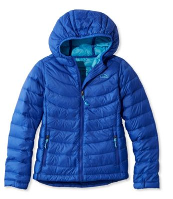 photo: L.L.Bean Girls' Ultralight 650 Down Jacket down insulated jacket