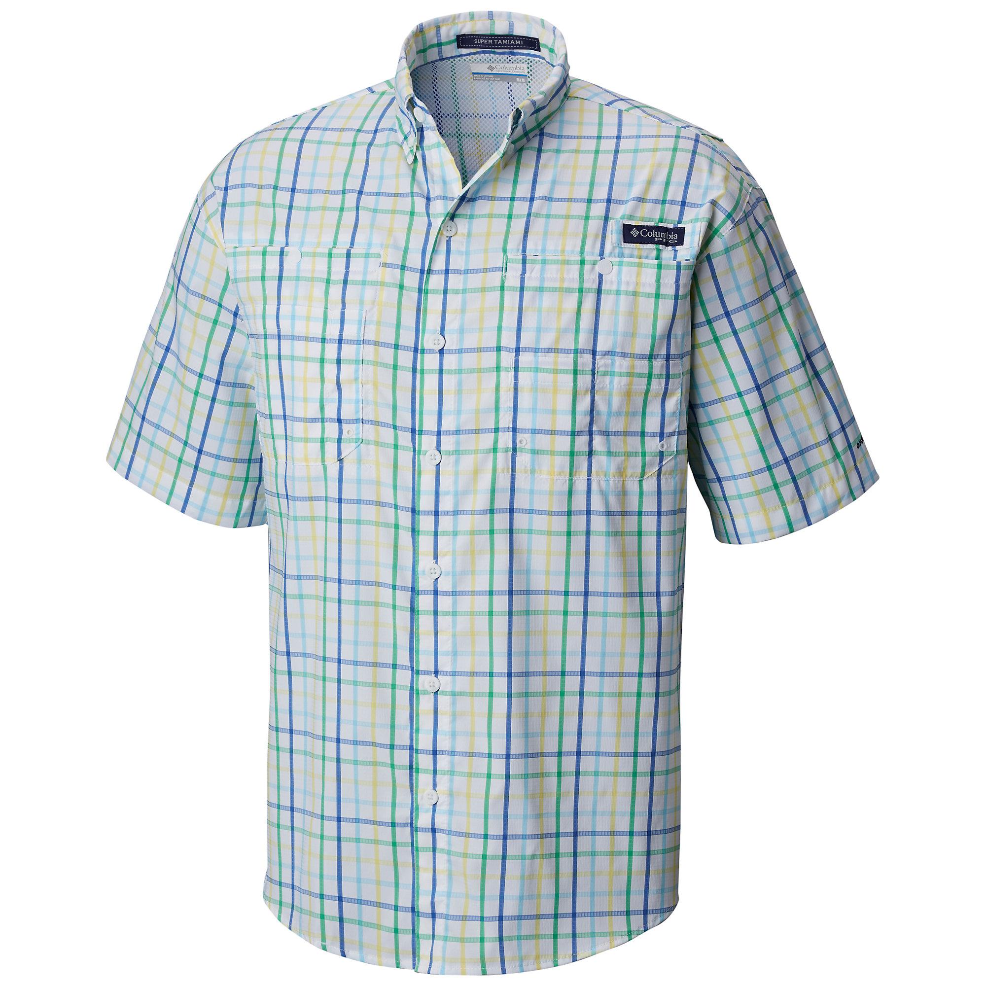 photo: Columbia Super Tamiami Short Sleeve Shirt hiking shirt