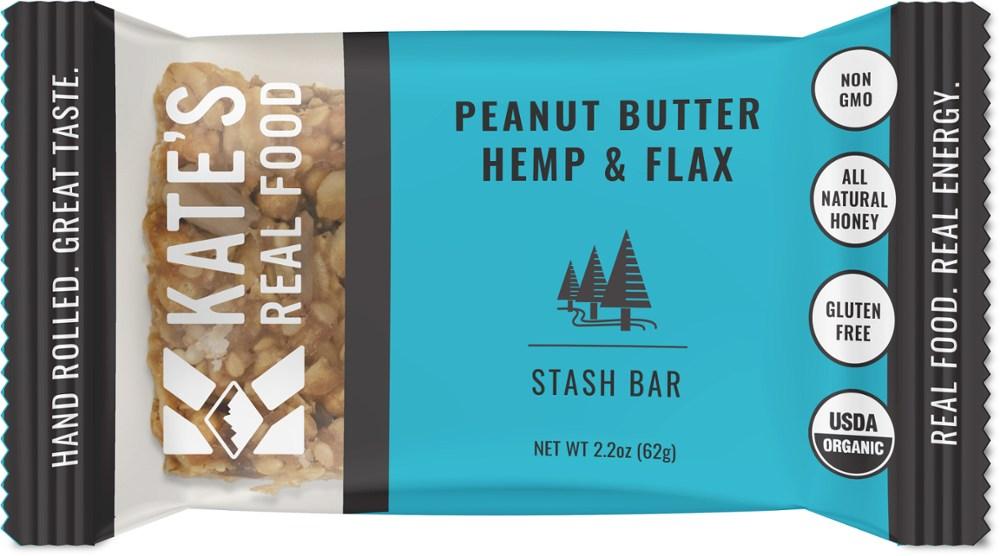 photo: Kate's Stash Bar nutrition bar