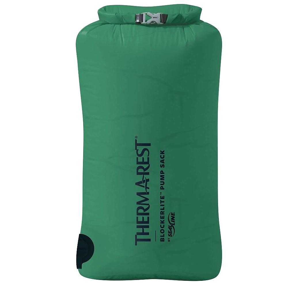 photo: Therm-a-Rest BlockerLite Pump Sack sleeping pad accessory