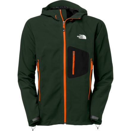 photo: The North Face Jammu Jacket soft shell jacket