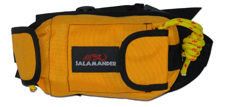 photo: Salamander Guide Throw Bag throw bag/rope