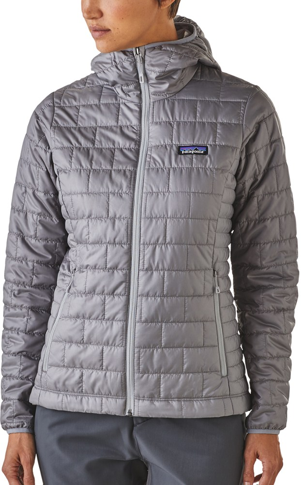 photo: Patagonia Women's Nano Puff Hoody synthetic insulated jacket