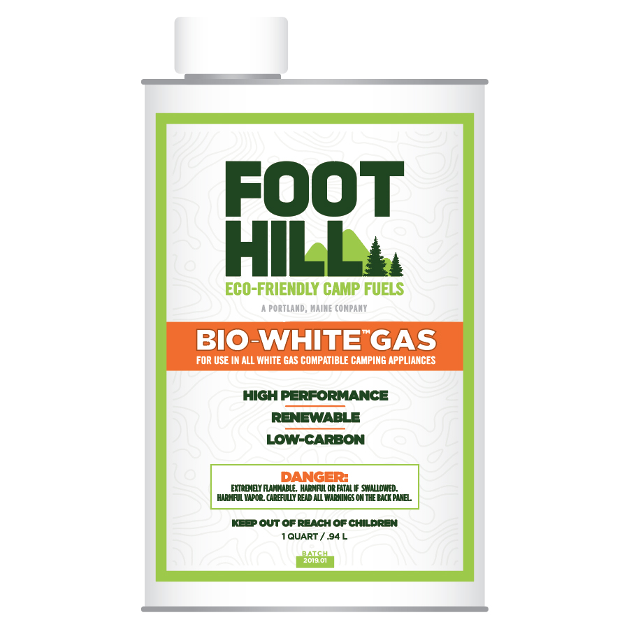 photo: Foothill Fuels Bio-White Gas fuel