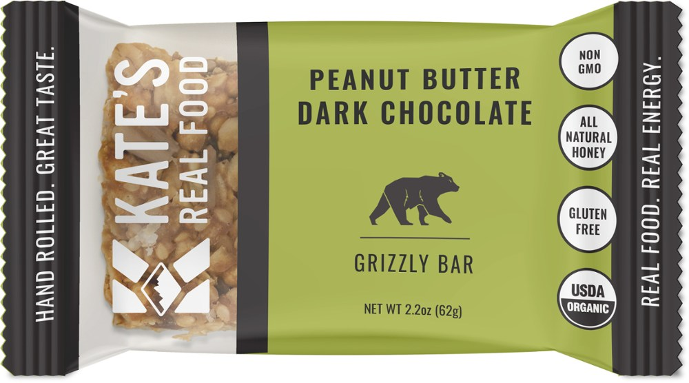 photo: Kate's Grizzly Bar nutrition bar