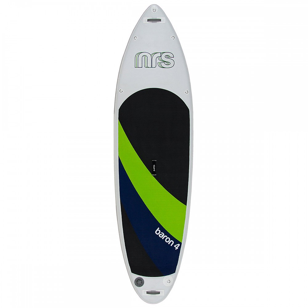 photo: NRS Baron 4 inflatable paddle board