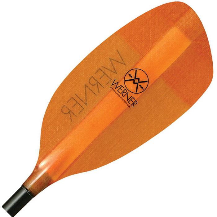 photo: Werner Player kayak paddle