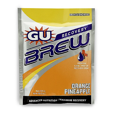 photo: GU Recovery Brew Drink drink