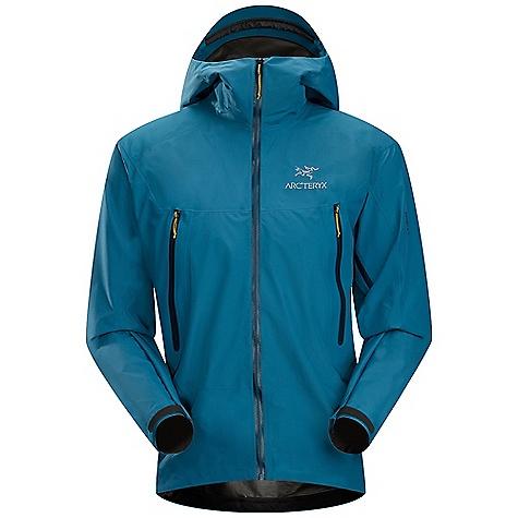 photo: Arc'teryx Men's Alpha SL Hybrid Jacket waterproof jacket