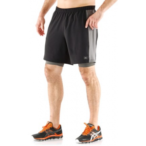 REI Fleet 2-in-1 Compression Shorts